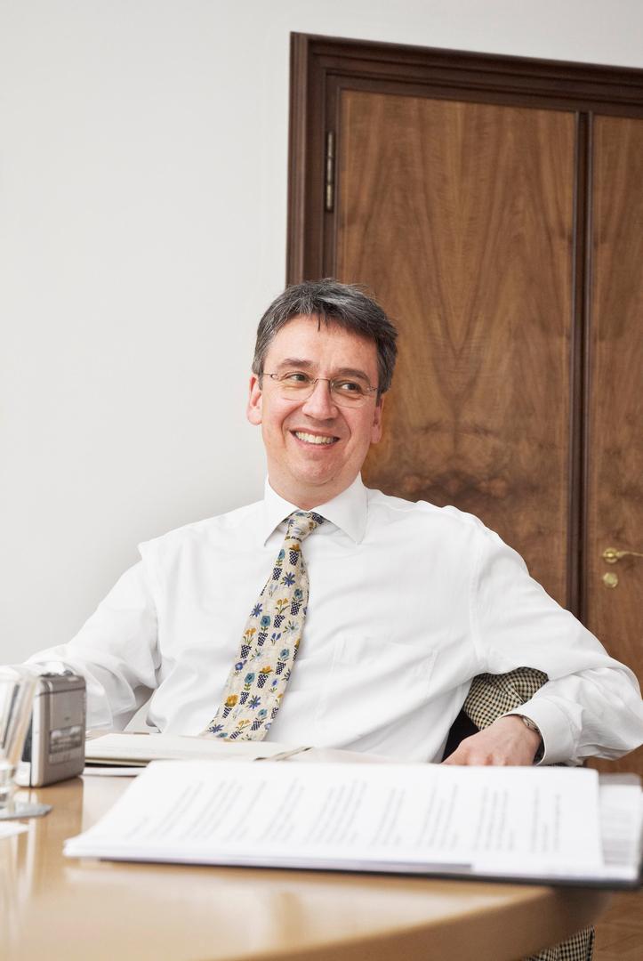 Andreas Mundt, Präsident Bundeskartellamt Bonn