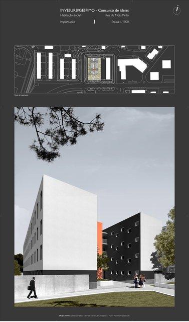 Mota Pinto Building - Competition | Oporto, Portugal |