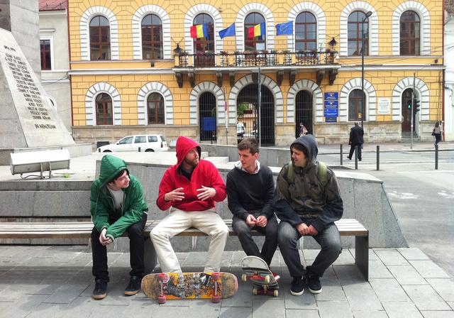 DAY 20:  Cluj