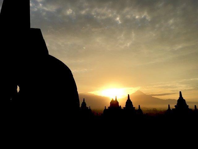 Borobudur, Central Java