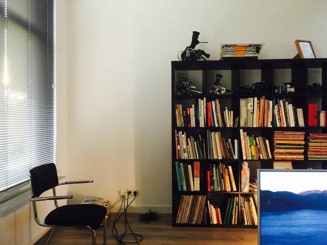 Oranjeplein apartment, The Hague