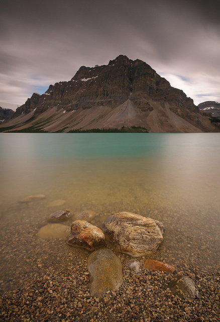Bow Lake, Banff National Park