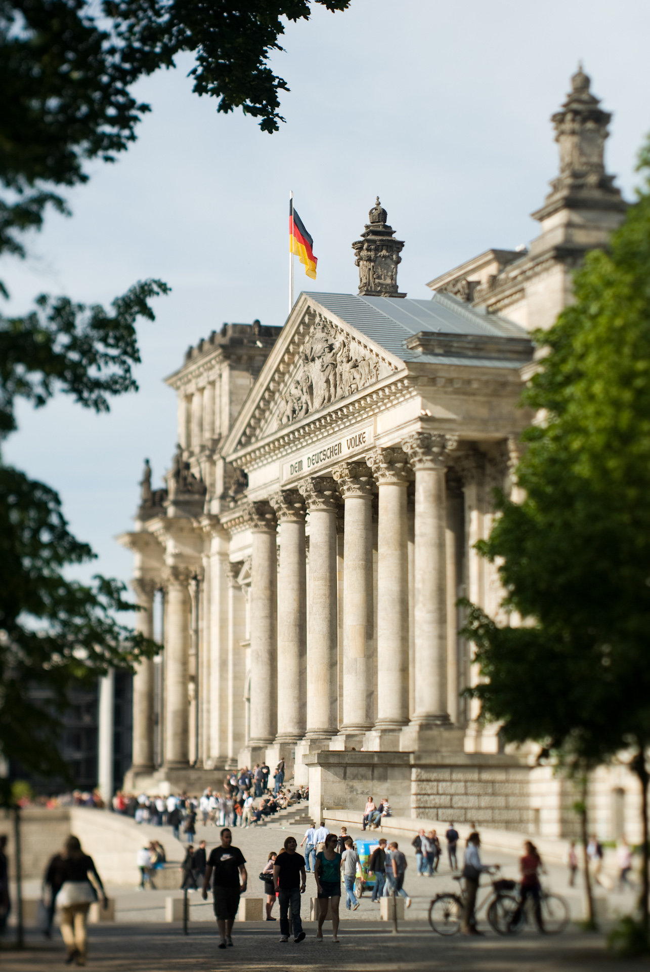 Reichstag, Berlin, 2009
