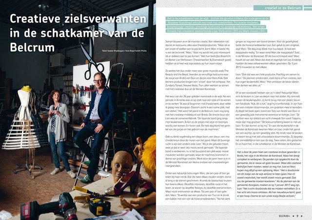 Belcrum Magazine
