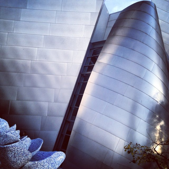 WALT DISNEY CONCERT HALL - BLUE 24