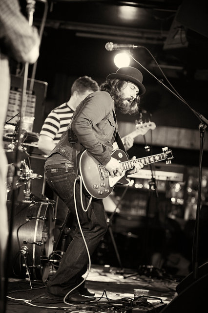 Jack Hutchinson Band