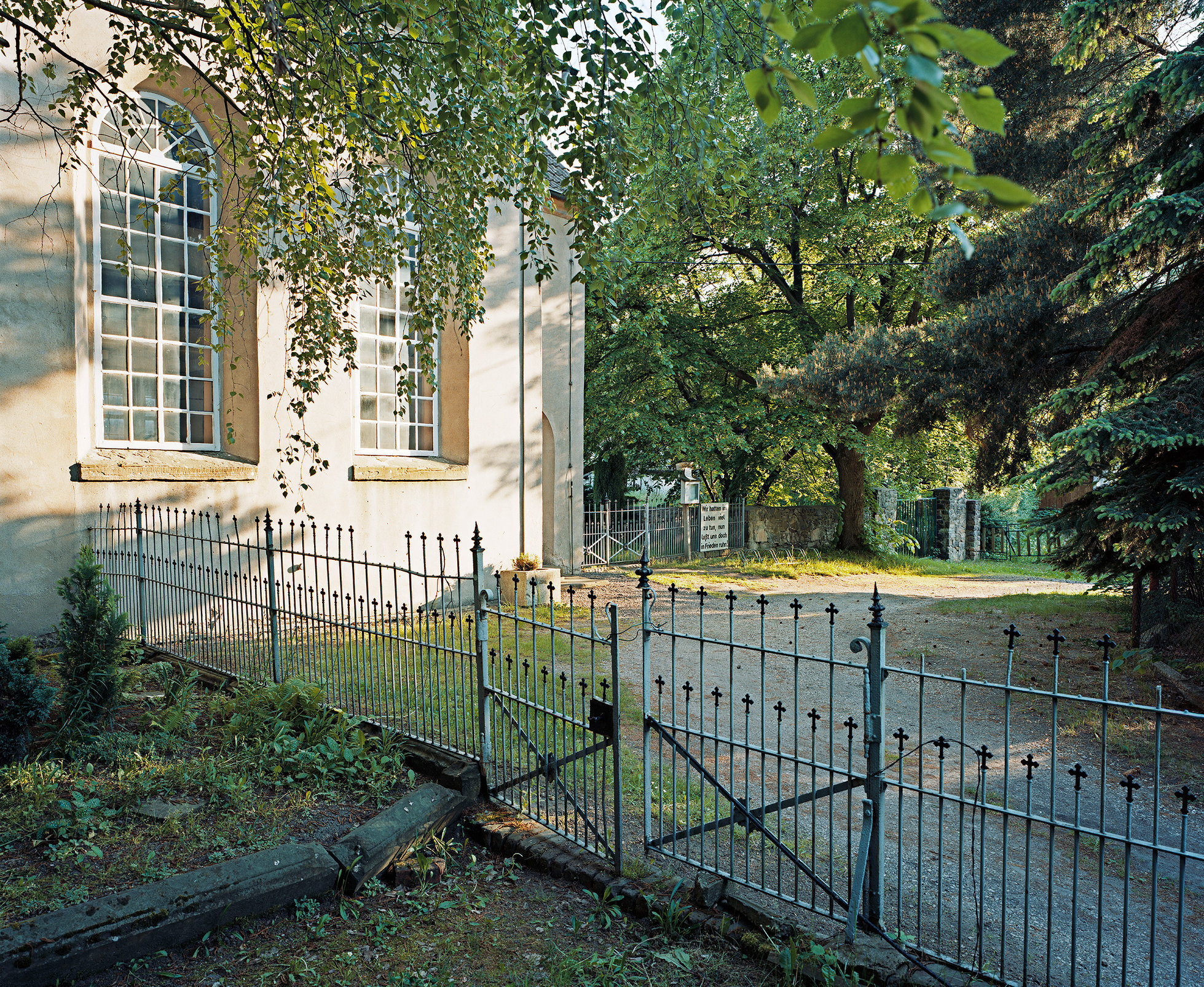 Tabor Church, Heuersdorf