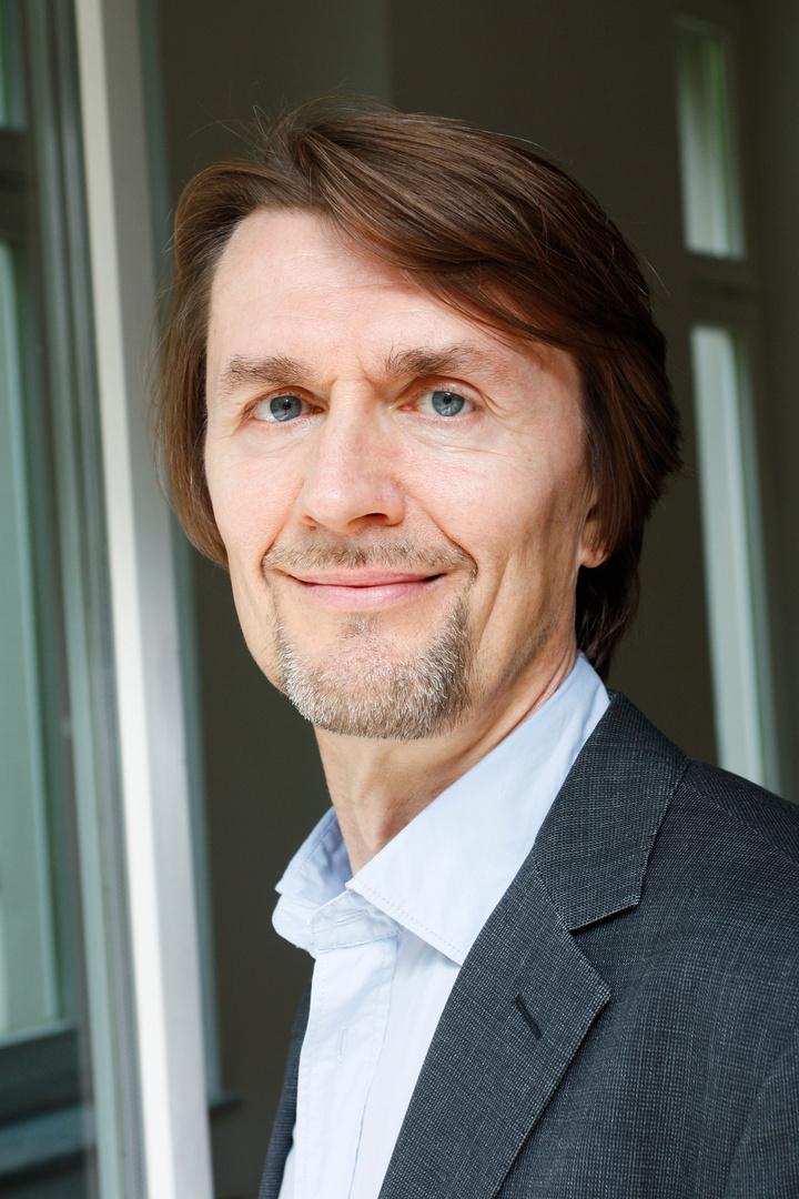 Portrait de Martin Geisler, avocat - Berlin