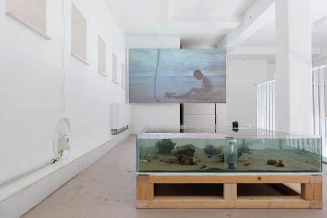 Eamonn Harnett, Hopes for unity, self articulation and sustainability of a group (2018), installation view A Tale of a Tub. Photo: Fabian Landewee