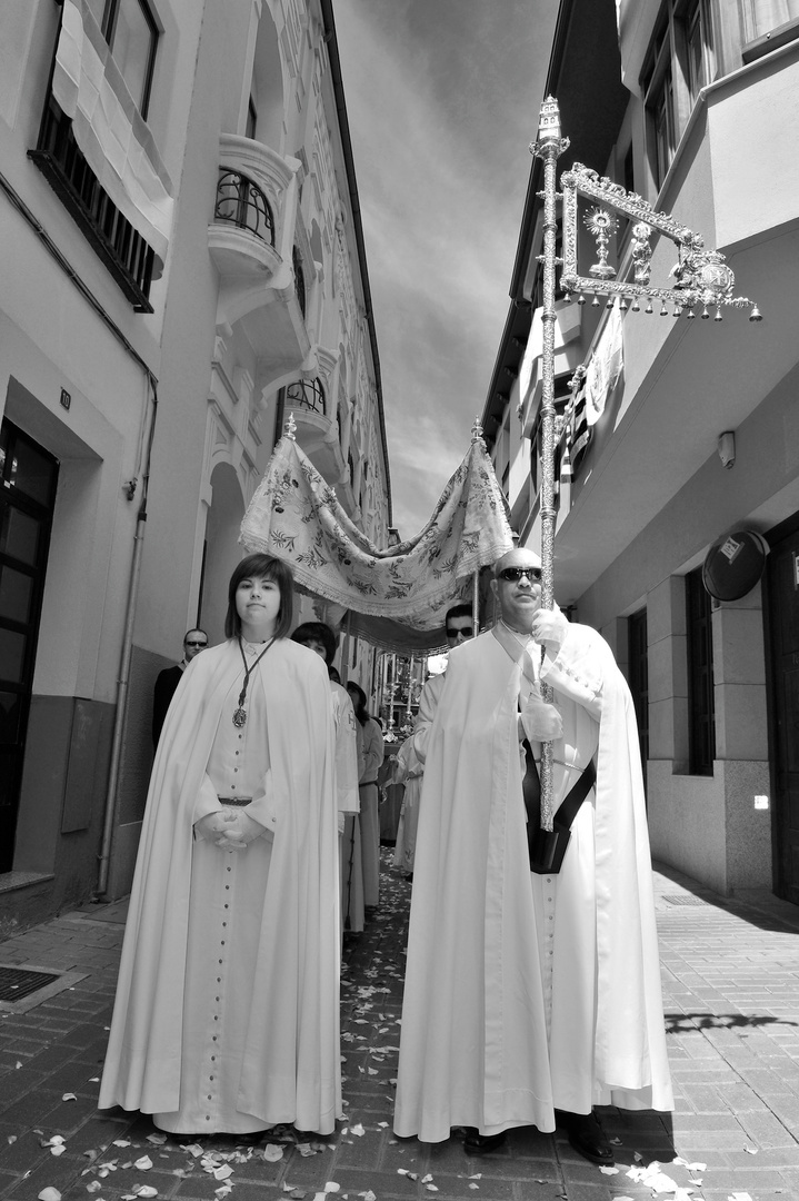 Processoion de la Fête-Dieu à Ponferrada, Berzo