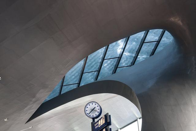 Railway station Arnhem