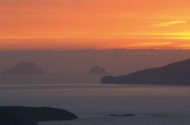 Skellig Island, Kerry