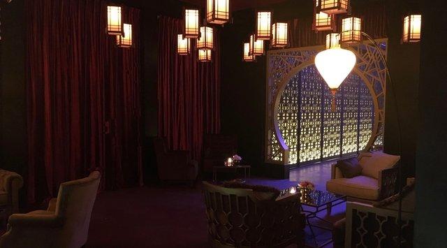Int. Hong Kong Club - Studio Build set