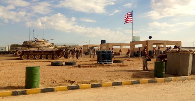 Dressed Set - Army Base