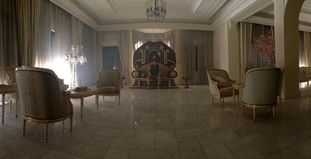 Dressed Set - Sadams Palace