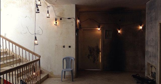 Dressed Set - Safe House Interior