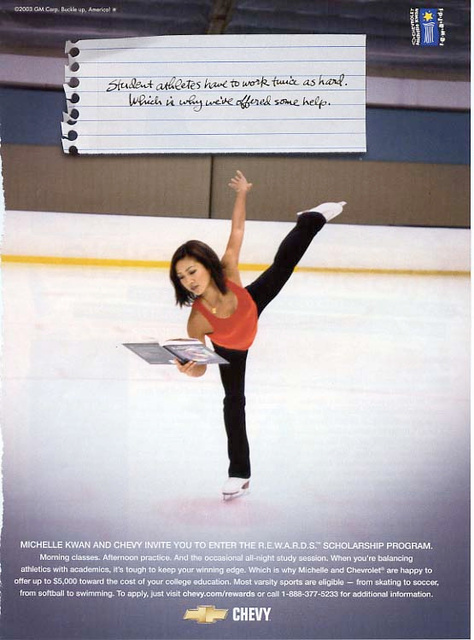 Shep Goldberg - Agent for Michelle Kwan
