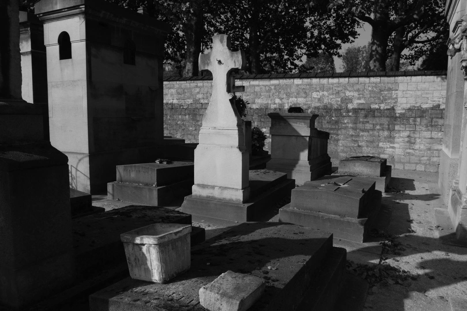 Montparnasse Graves