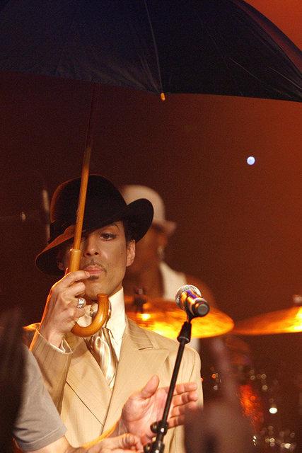 Prince - Montreux Jazz Festival - 2007