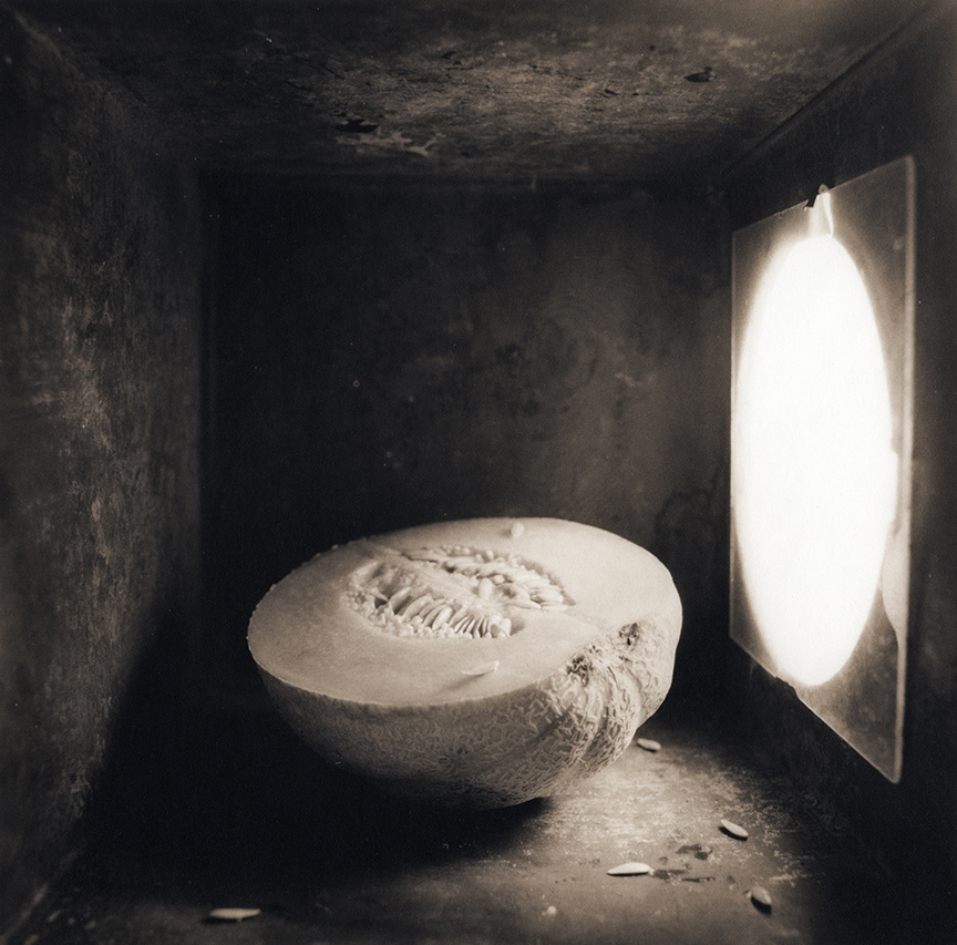 Half Melon, c 2000