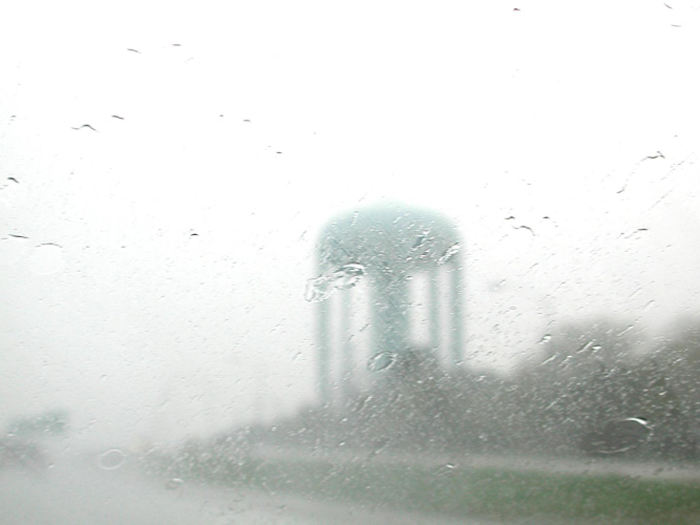 Dallas in the Rain