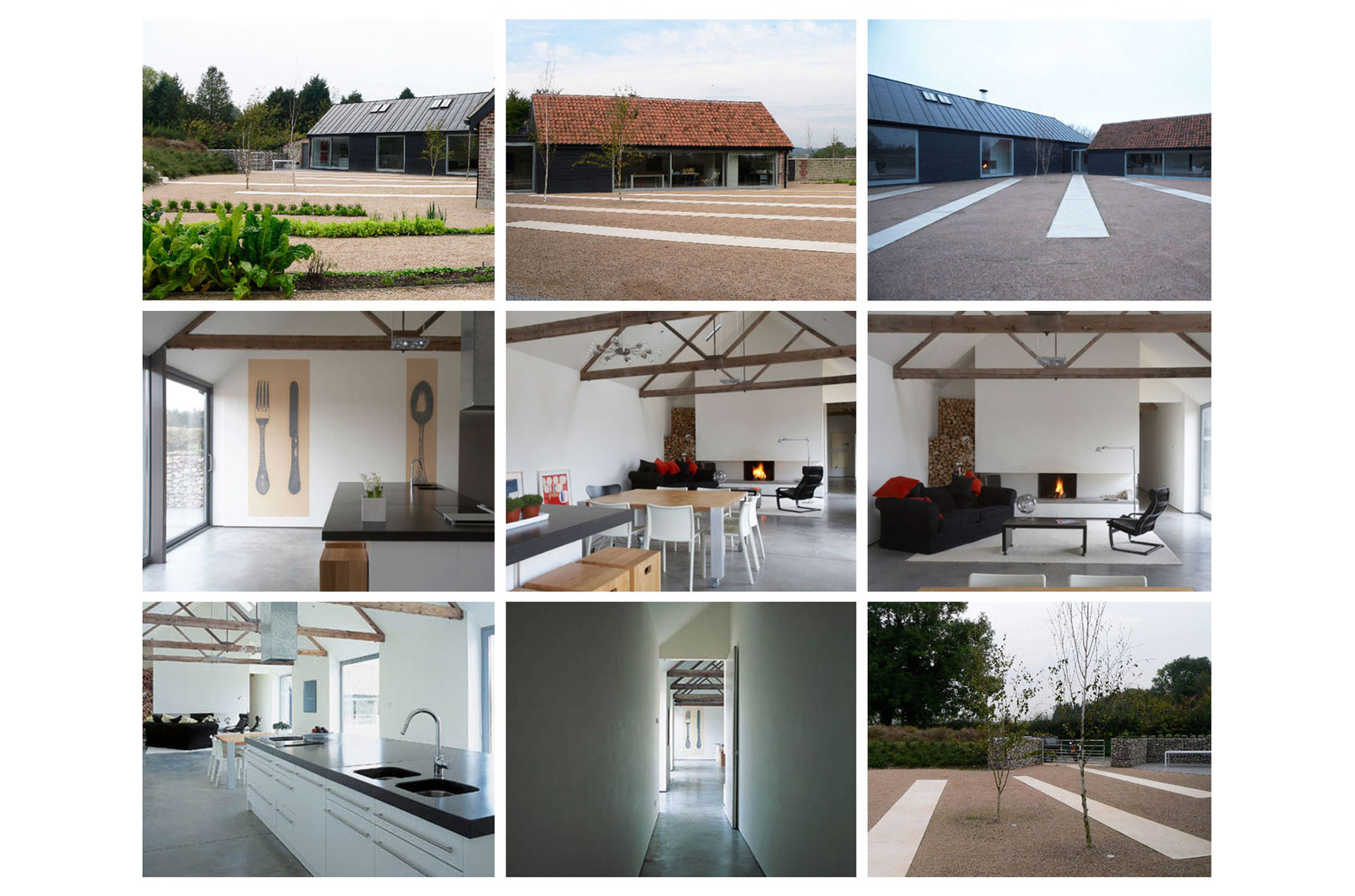 Gibbs Barn, Wiltshire                                         (Simon Morray-Jones Architects)