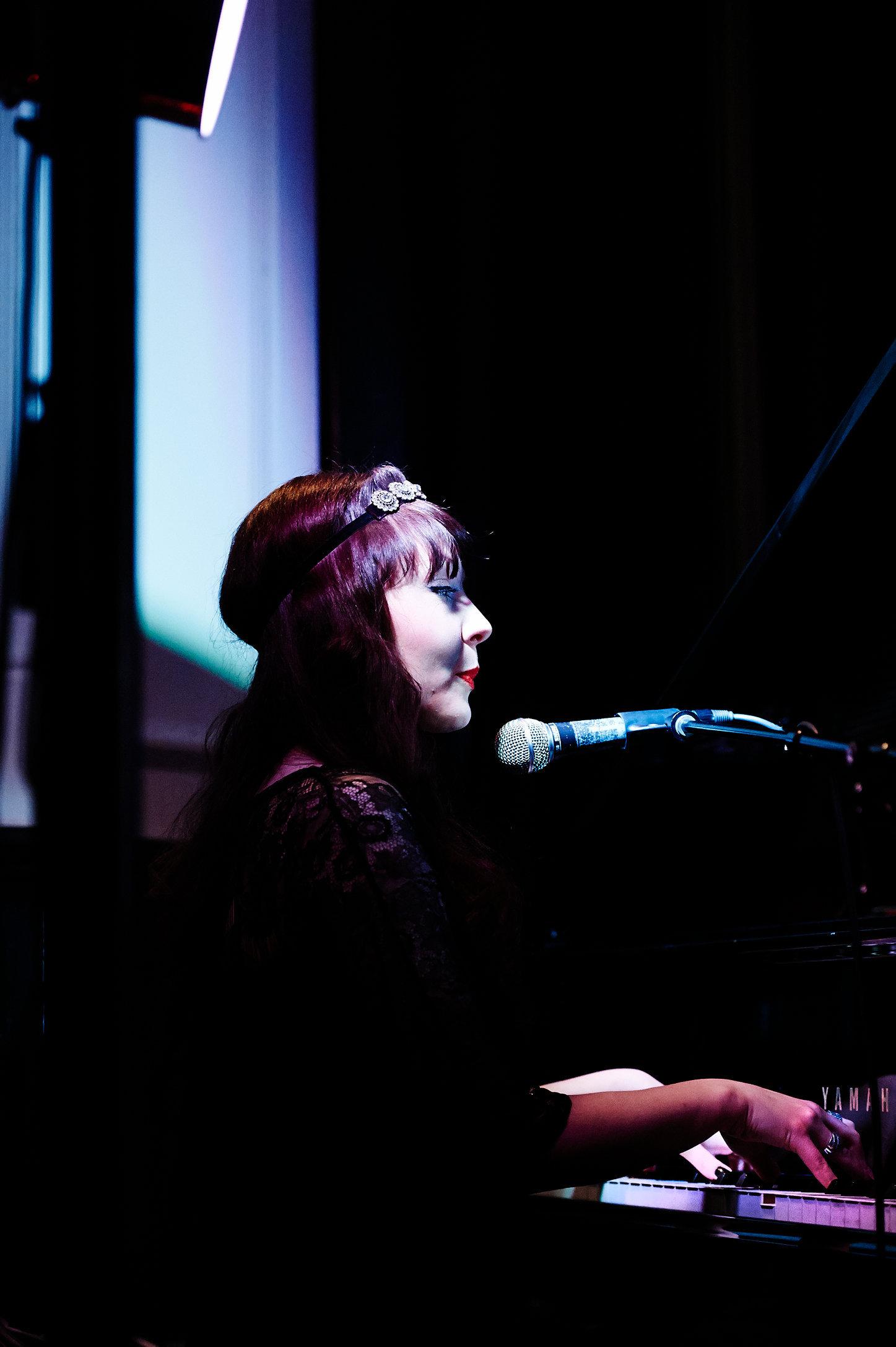 Grace Moon & The Jaguar