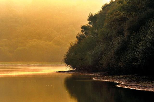 Lac de la fée Viviane, Comper-en-Brocéliande