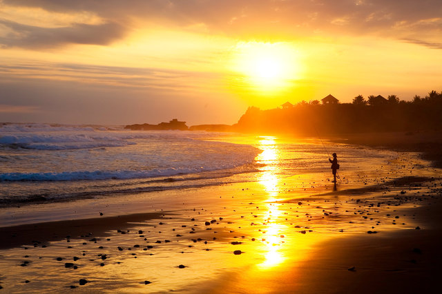 Balian Beach I