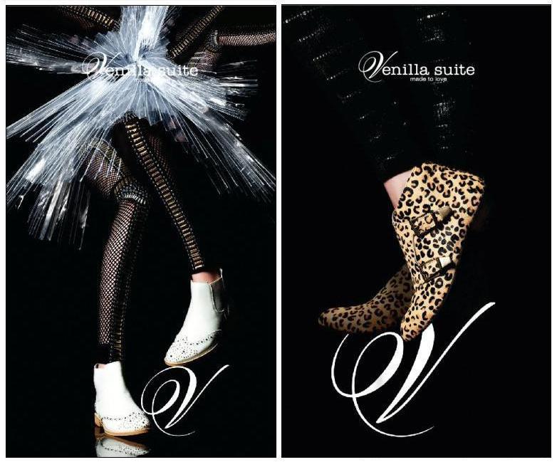 Venilla suite 2011 F/W