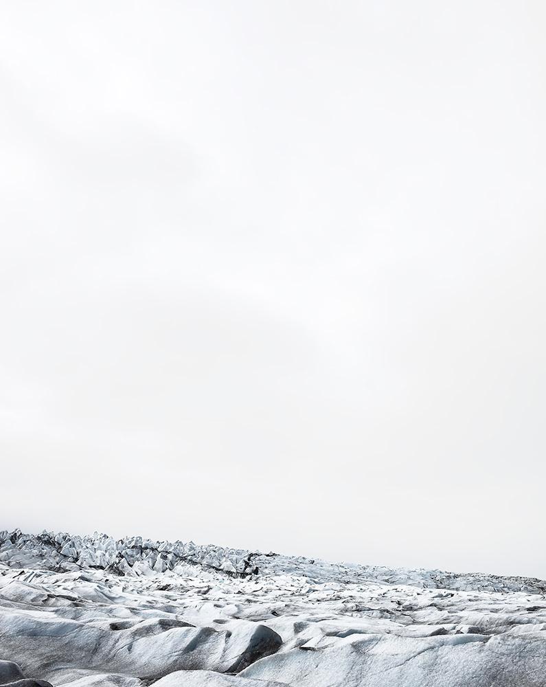 Fláajökull, Plate II.jpg