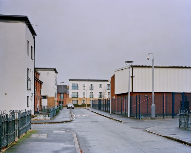 Countryside Homes, Salford, 2012
