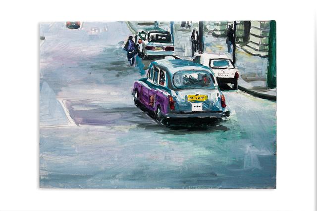 Purple Taxi 2