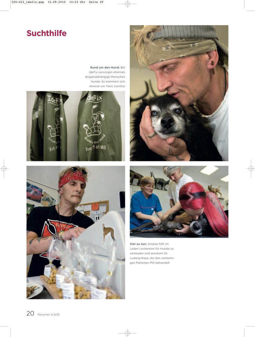 Menschen.das magazin 09.2010