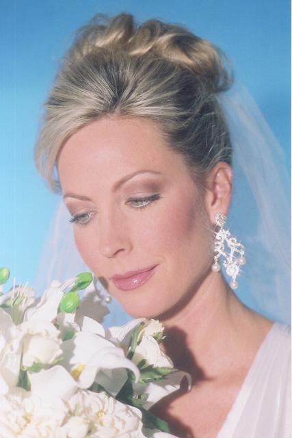 BRIDE- TAMMY JOHNS- BROWN  Tammy won MRS UNITED STATES.