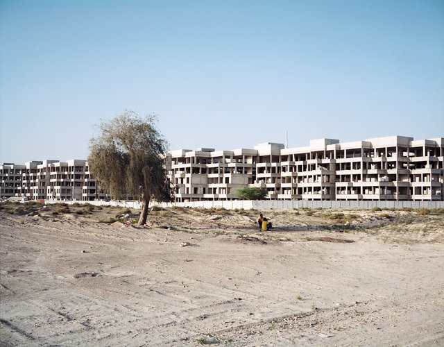 Unfinished apartments