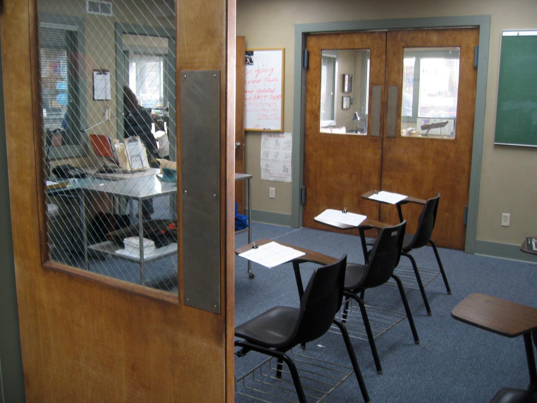 Station 4 - Classroom