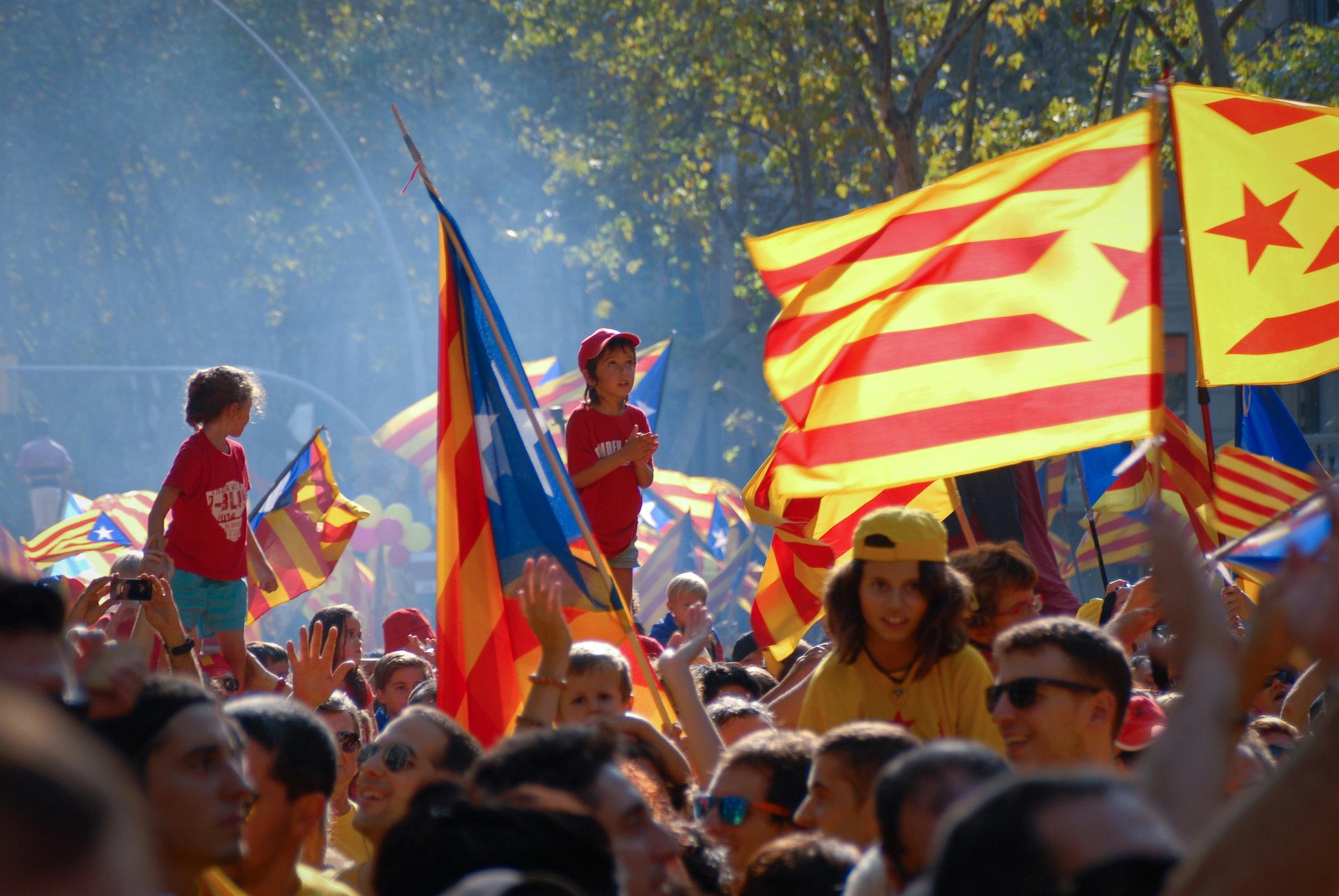 Diada Nacional de Catalunya 11s