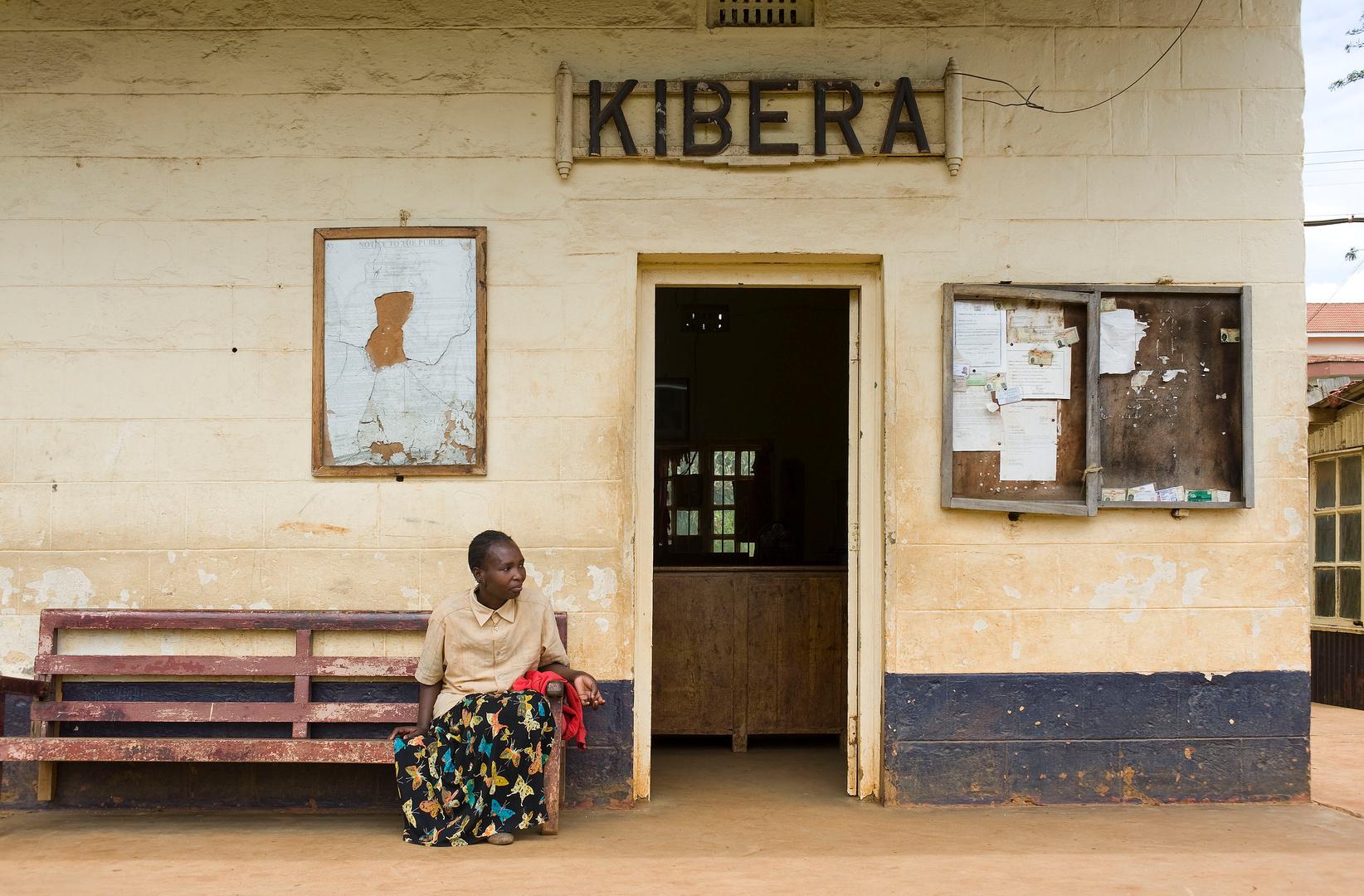 Eindpunt Kibera, Kenia