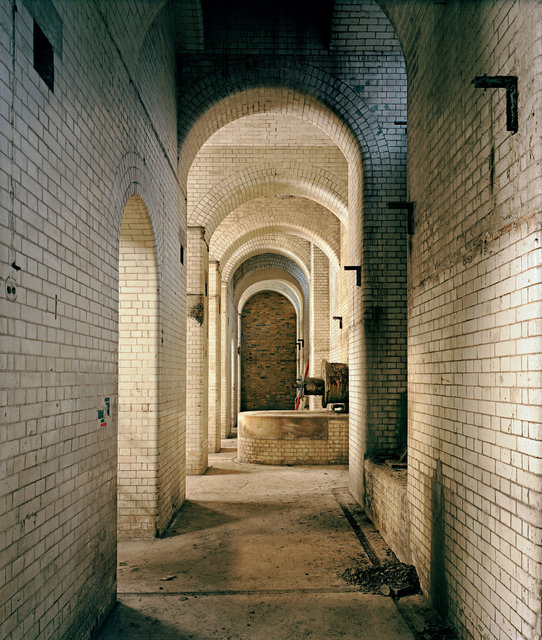 Basement of Riverdale Engine House