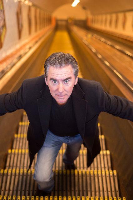 Stan Lauryssens, auteur en voormalig handelaar in valse Dali's