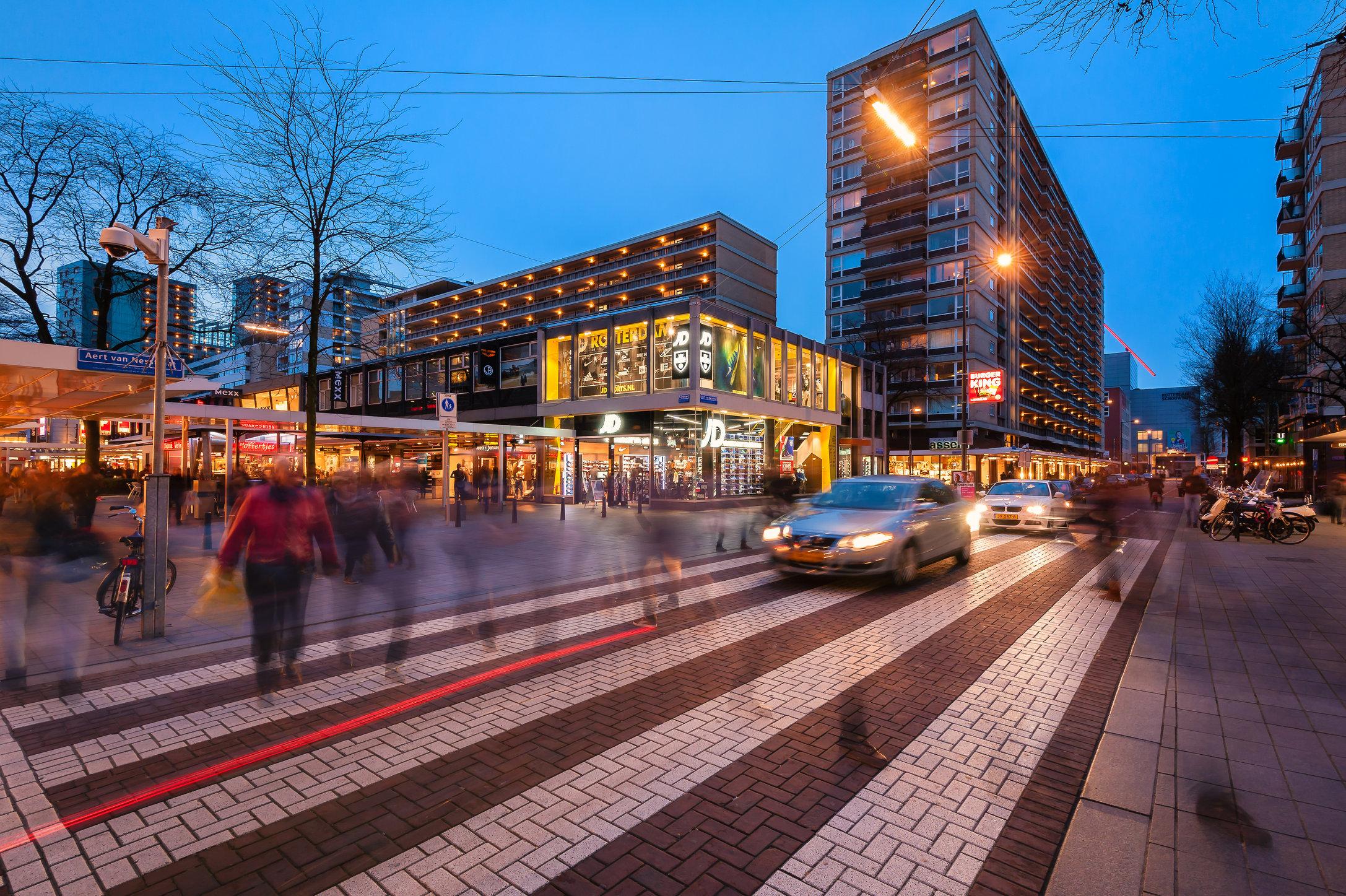 JD Sports, Lijnbaan, Rotterdam