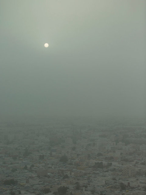 Sandstorm - Dubai