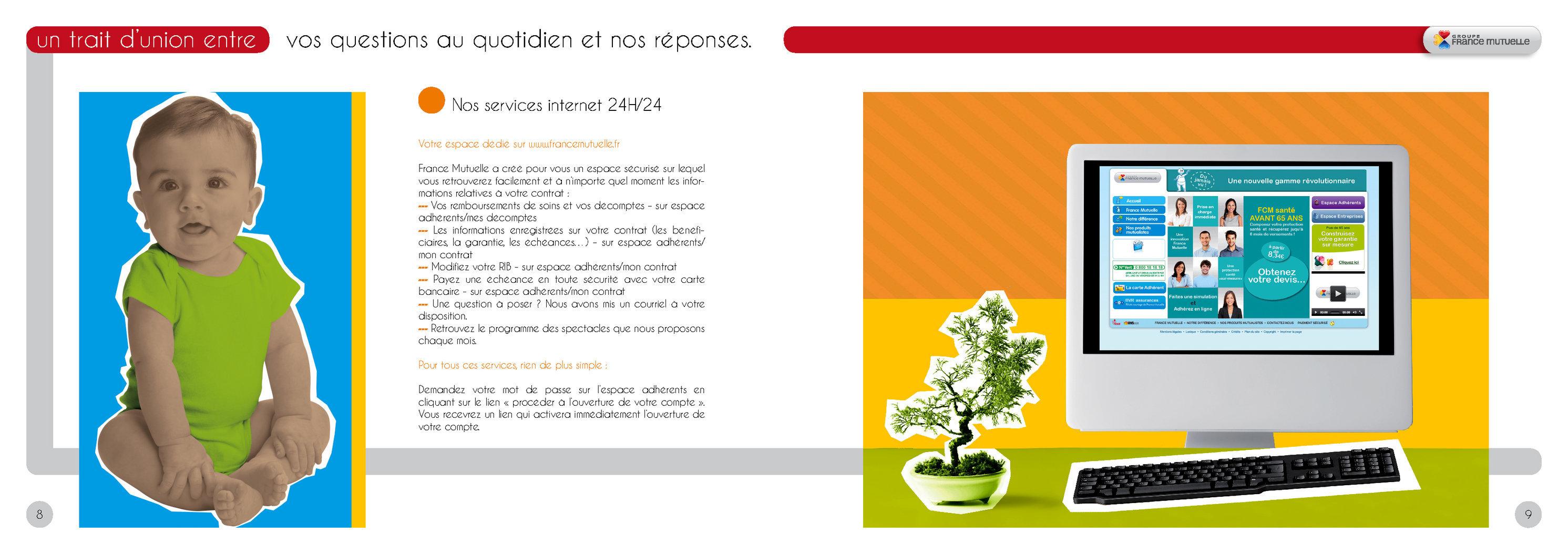 """<font color=""""#aaa7a6"""">Catalogue, maquette (5/6).</font>"""