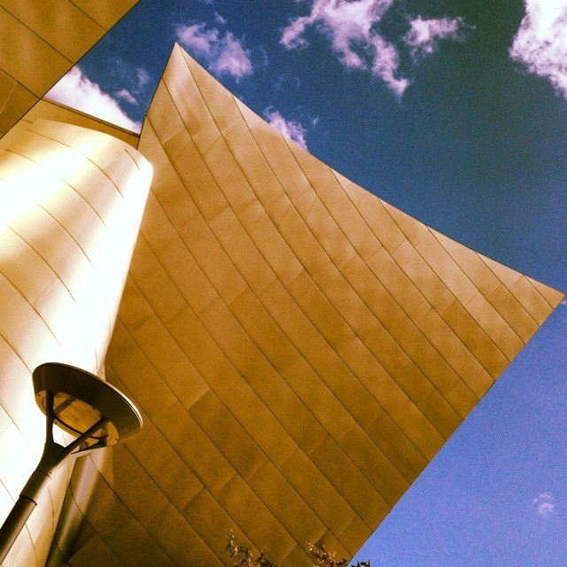 WALT DISNEY CONCERT HALL - GOLD 9