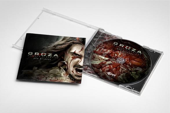 Groza - Bahadır Uludağlar Album Cover