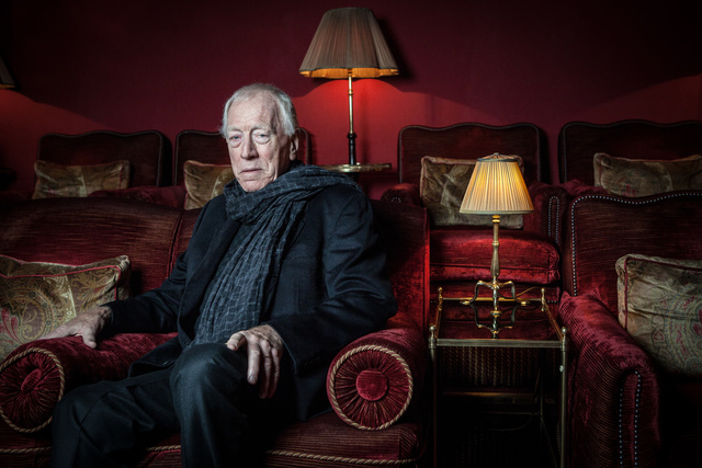 max von sydow, actor