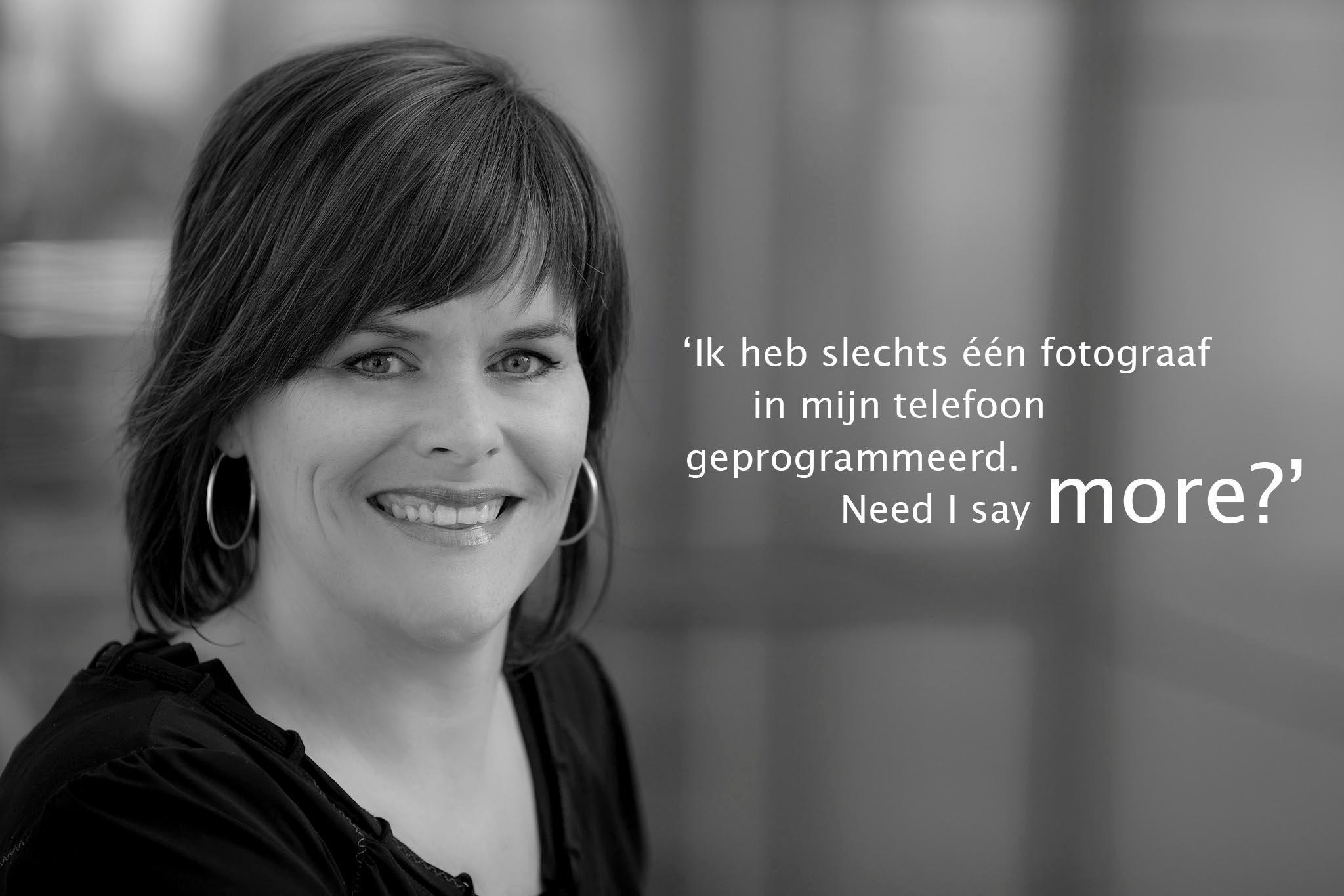 Susanne van der Veer werkt bij Hanzehogeschool