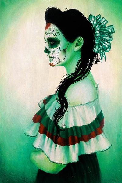 La Viudia Verde (The Green Widow)