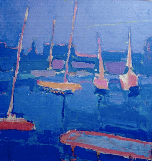 'The harbour'